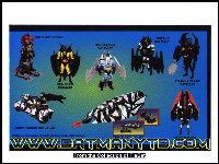 Kenner Action Toy Guide