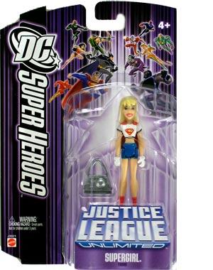 Supergirl · Superman. • DC Superheroes: Justice League Unlimited ...