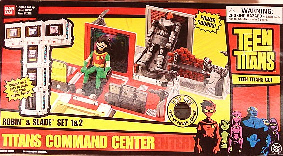 Teen Titans Command Center 42