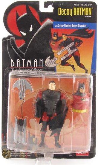Funskool Decoy Batman Action Figure