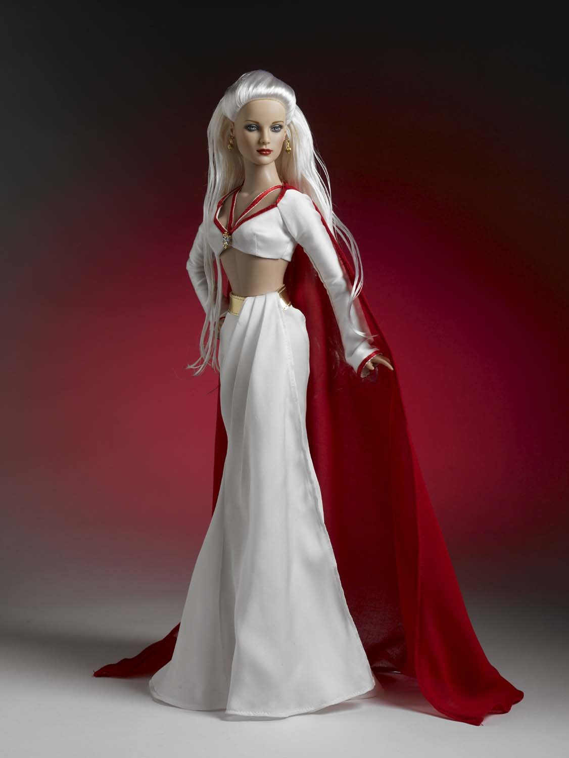 Enchanting Supergirl Dressing Gown Inspiration - Ball Gown Wedding ...