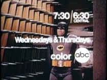 Batman makes a splash on the ABC network.