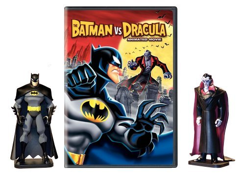 The batman vs dracula with figurines - Batman contre joker ...