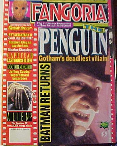 FANGORIA #74 Complete Original Issue JUNE 1988 - CRITTERS 2