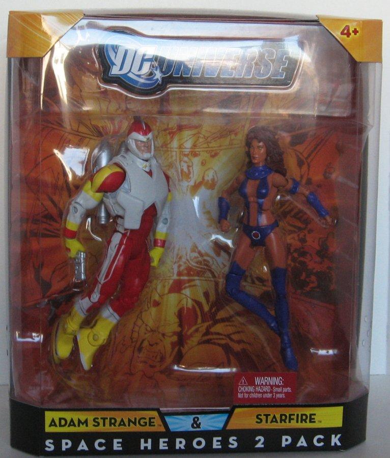 "DC Universe Classics 6/"" ADAM STRANGE Space Hero LOOSE Figure EXCLUSIVE NEW"
