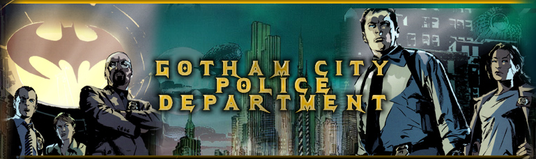 Gotham City Police Department