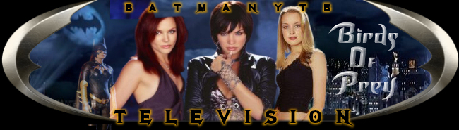 Birds of prey cast